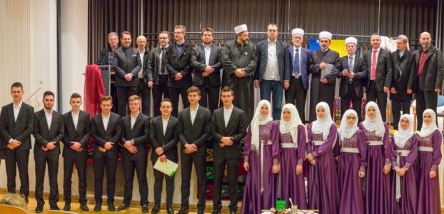 Devet godina organizovanja Večeri Kur'ana i Ilahija